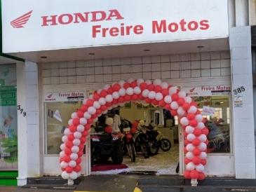 Freire Motos - São Manuel