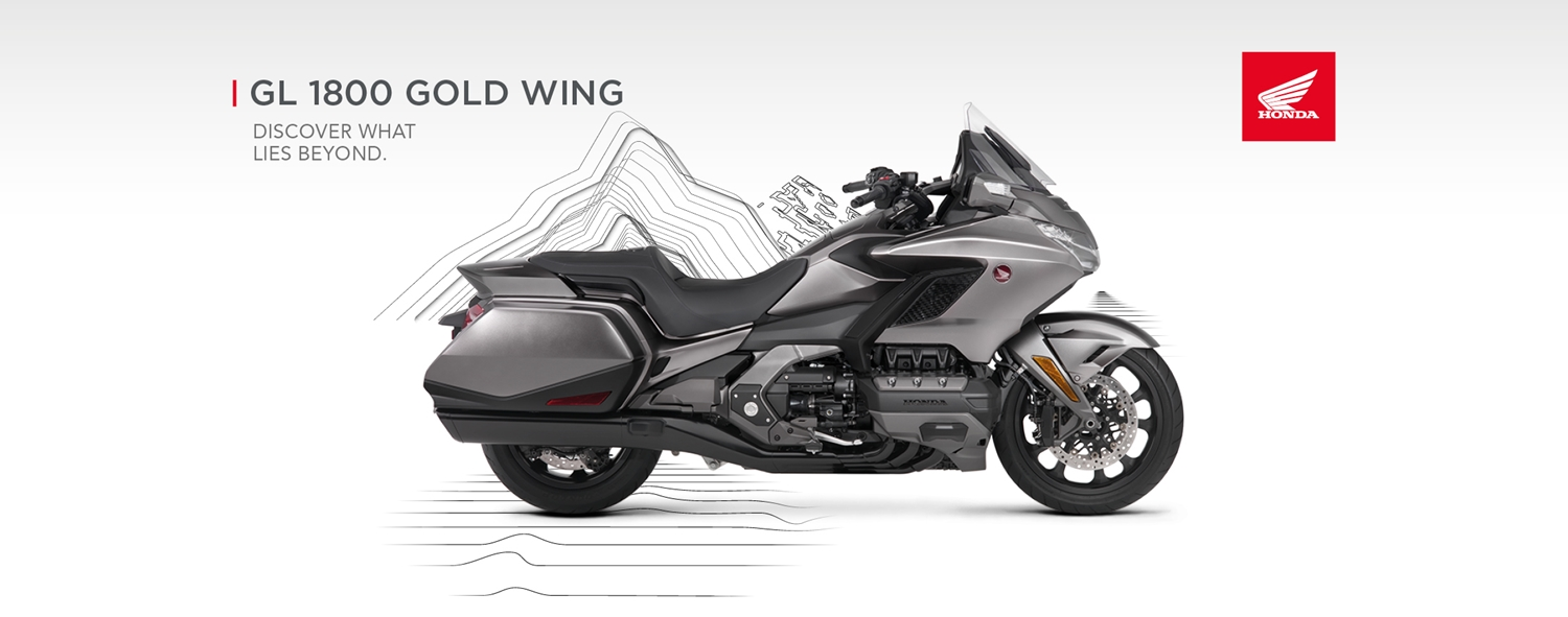 GL GOLD WING
