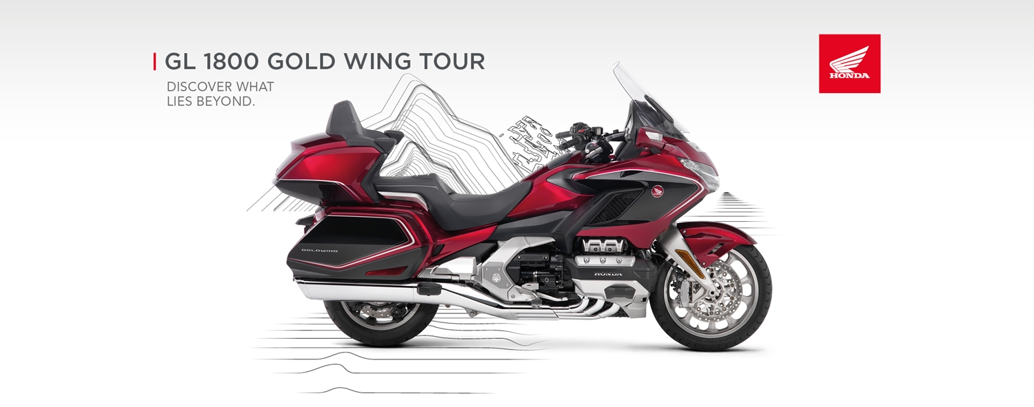 GL GOLD WING TOUR